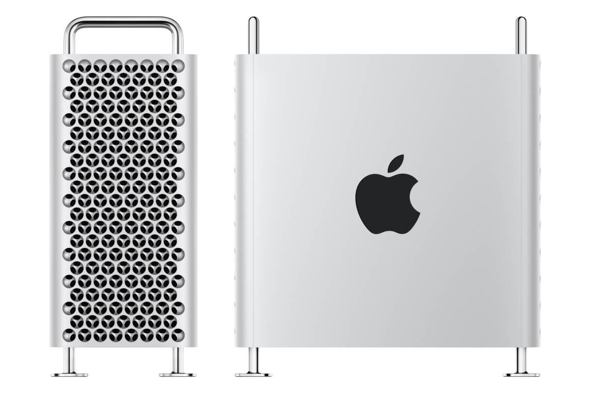 Der neue Apple Mac Pro