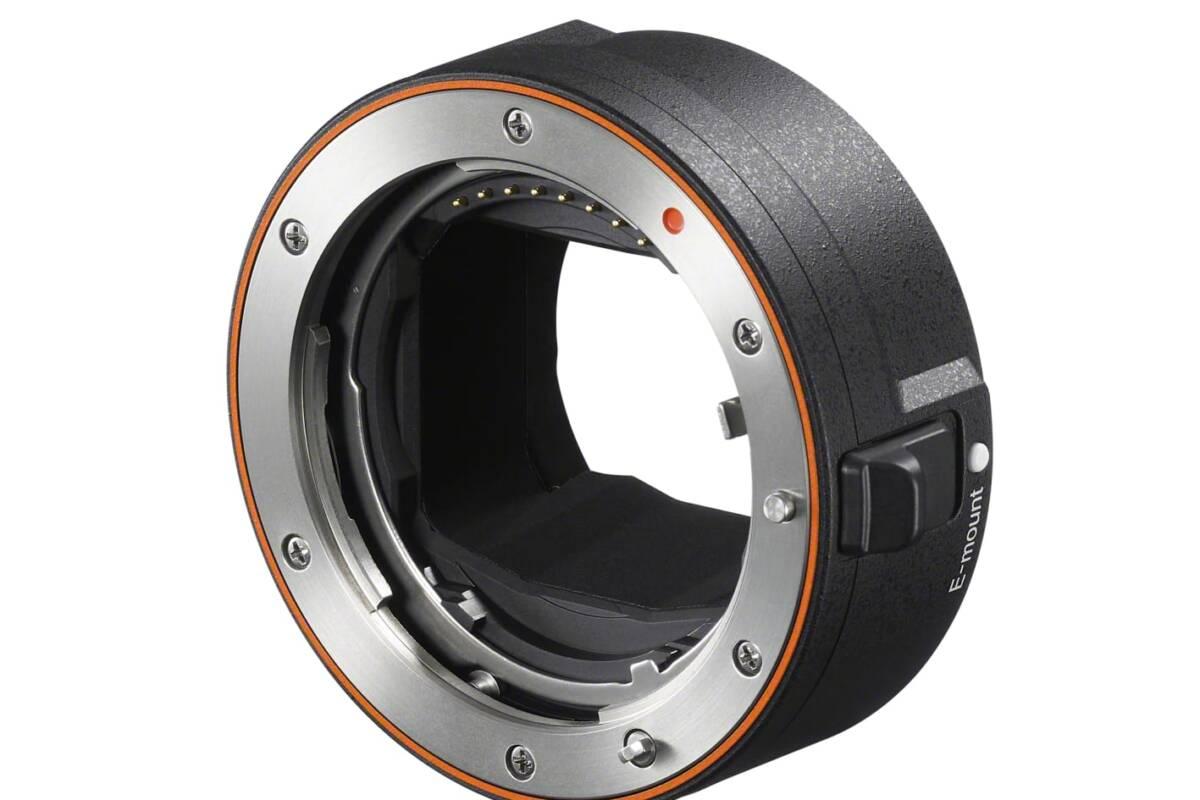 Neuer Objektivadapter für A-Mount-Objektive von Sony
