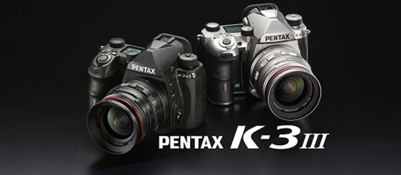 """PENTAX K-3 Mark III gewinnt """"Beste APS-C Kamera für Experten"""" & PENTAXIANS YEARBOOK 2020 wird veröffentlicht"""