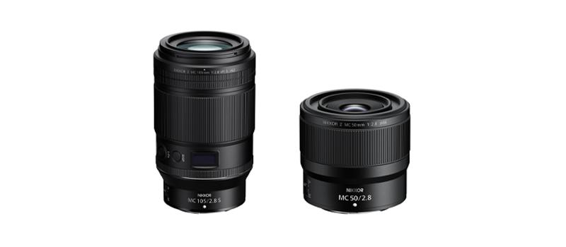 Nikon bringt zwei neue Makroobjektive auf den Markt